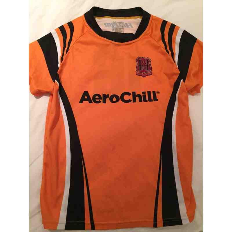 Match shirts, with club logo