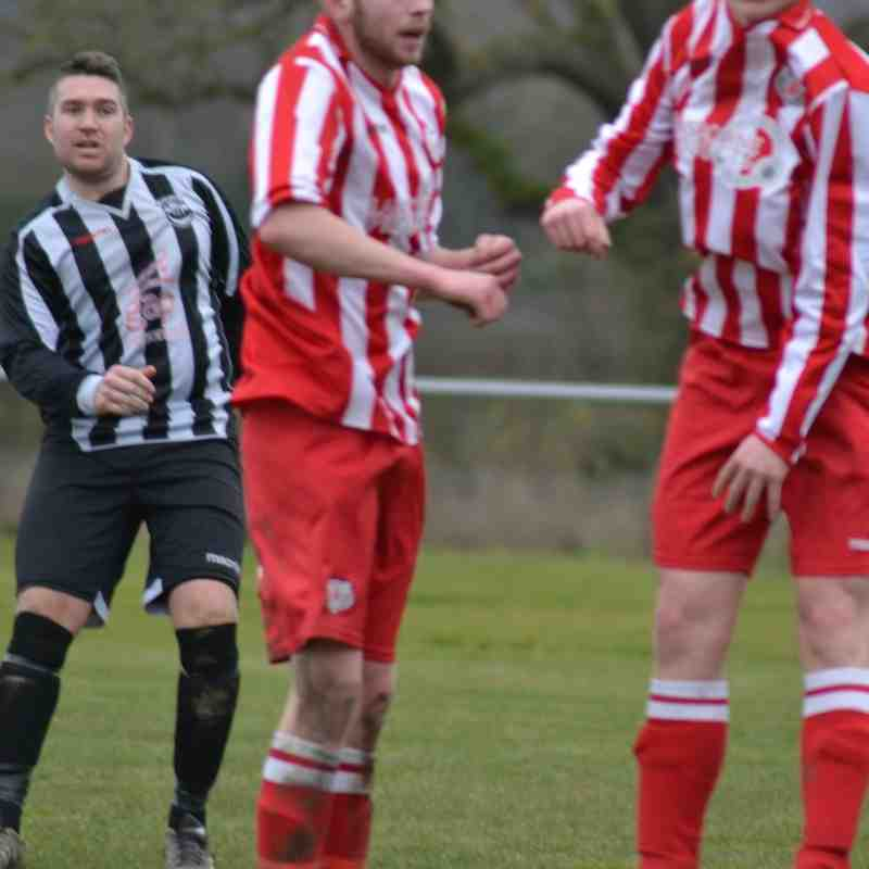 RESERVES v Holywell at home, 19 March 16. Lost 6-0.