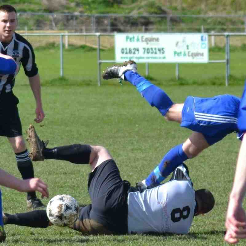 RESERVES v Ruthin away 16 Apr 16