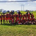 Under 11's lose to Penclawdd 50 - 0