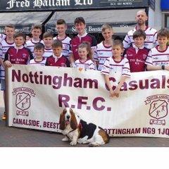 Nottingham Casuals @ Hallam's of Beeston