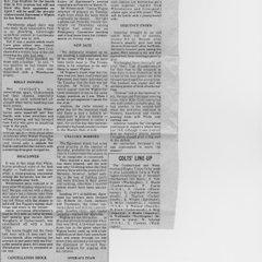 Cockermouth v Whitehaven - 17 Mar 1973 (9-10)
