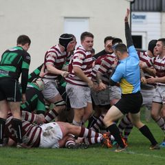 Silloth v Whitehaven - 28 Oct 2017  (7-44  Cumbria League Cup)