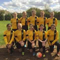 Meridian Girls U18 vs Gravesham Girls U18