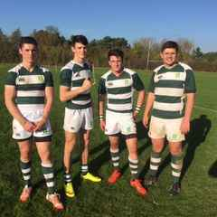 Academy Lads Make the Grade at County