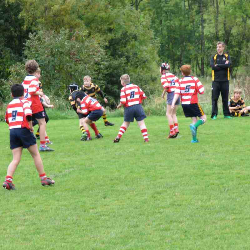 Vale U11 at the Sedbergh Tournament 18/10/15