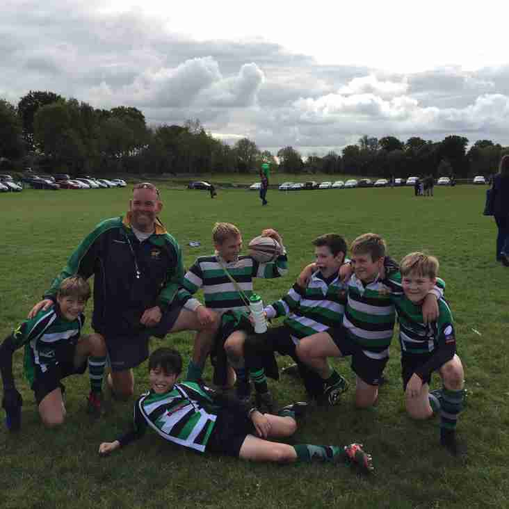 Under 11's vs Thornbury - Sunday 8th October