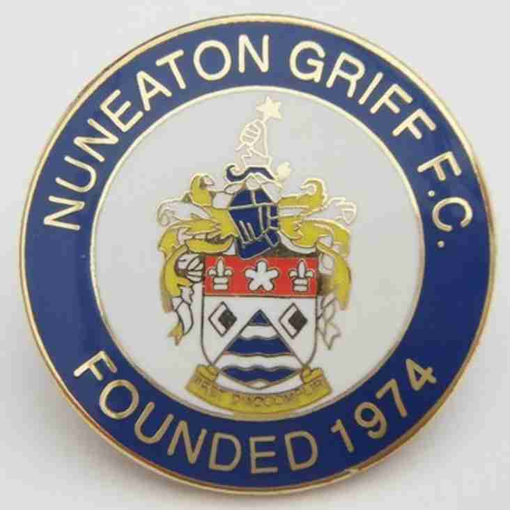 MFL Game 22: Nuneaton Griff