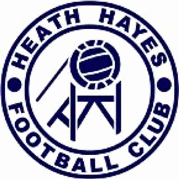 MFL Game 19 - Heath Hayes
