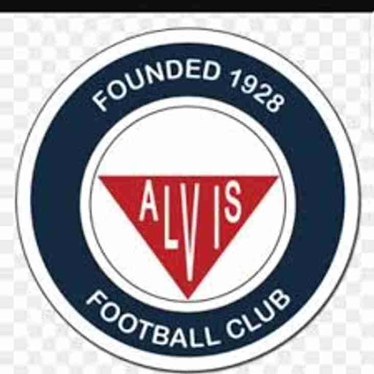 Coventry Alvis Away