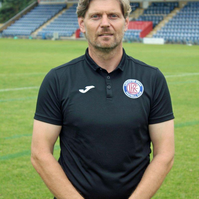 Neil Lyne upbeat about next season