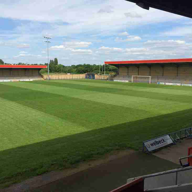 Assistant Ground Staff Wanted