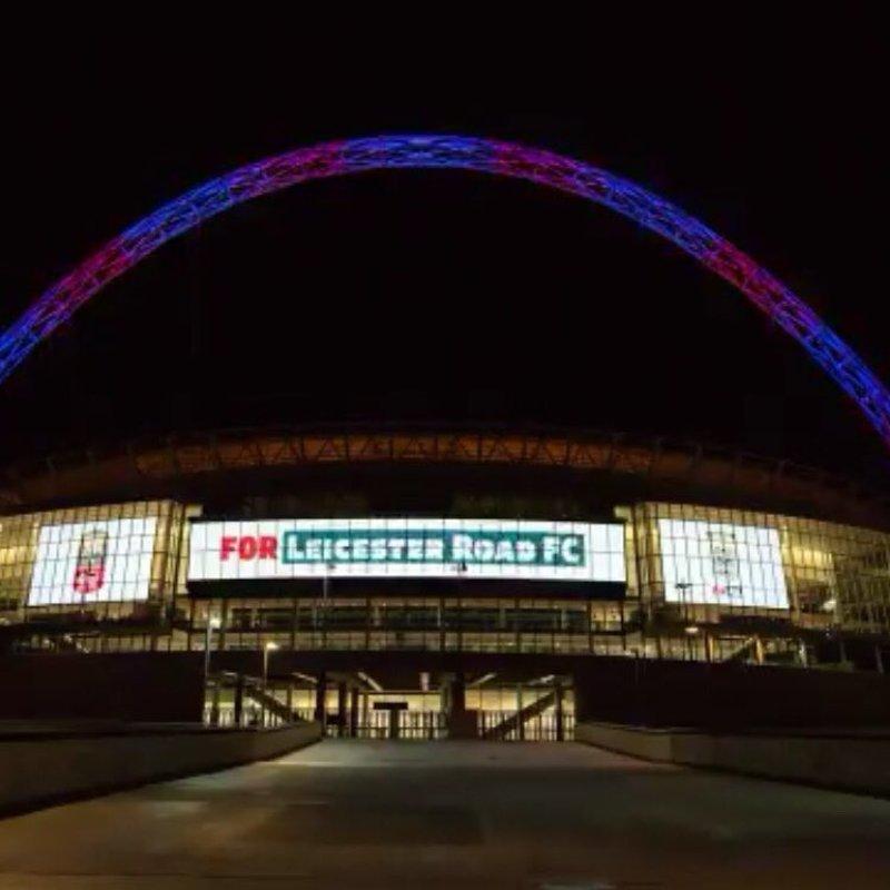 LRFC at Wembley