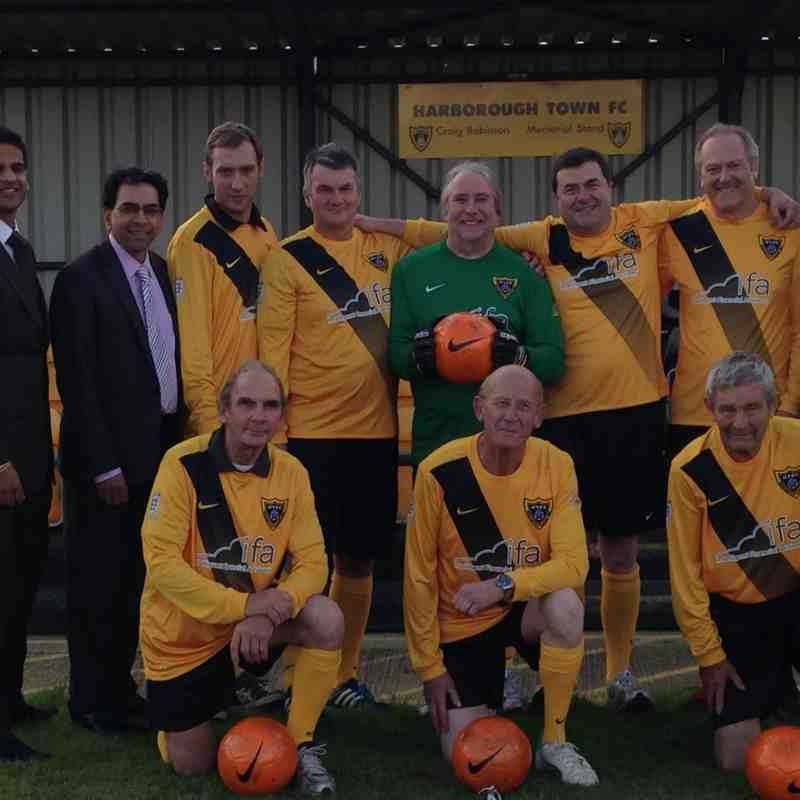 HTFC Walking Football Team photos