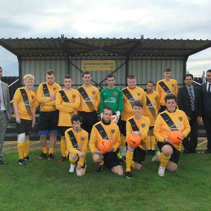 HTFC Inclusive team photos