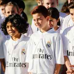 Experience Football and Values the Real Madrid Way