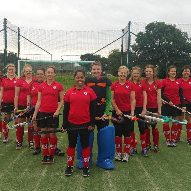 Longridge Ladies 3rds 1 - 1 Leyland and Chorley Ladies 3