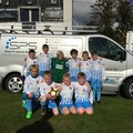 Under 10 beat Warley Blues 2 - 0