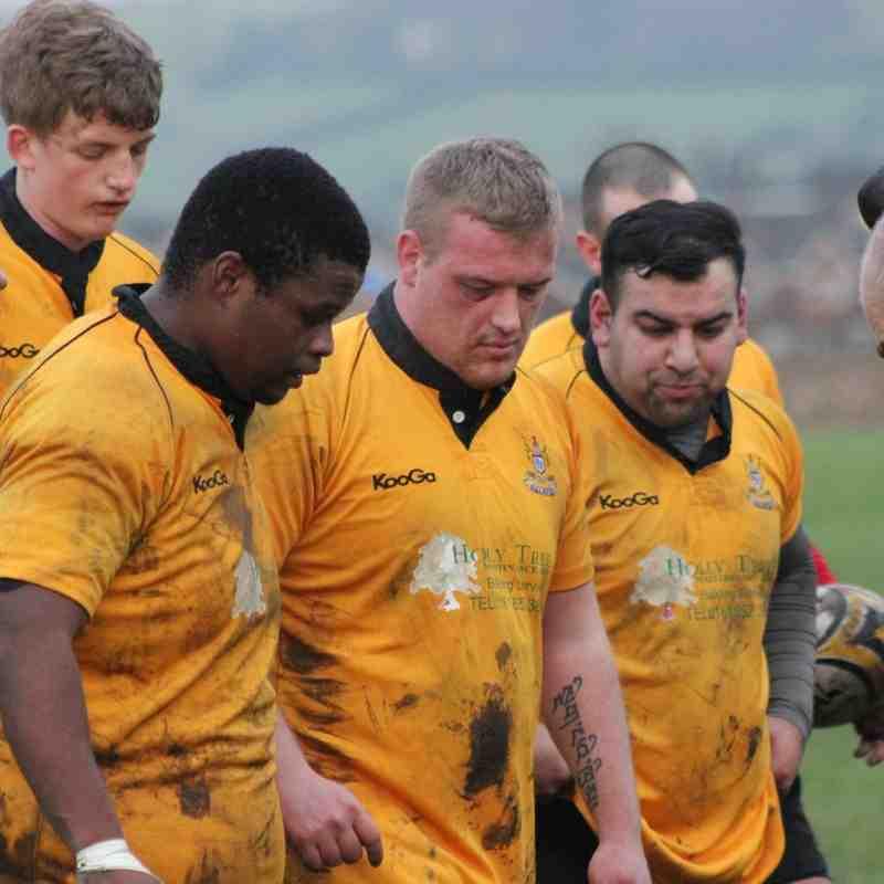 Mashers vs Heaton Moor 3-1-15
