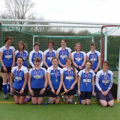 Ladies 2s Cup Final Day