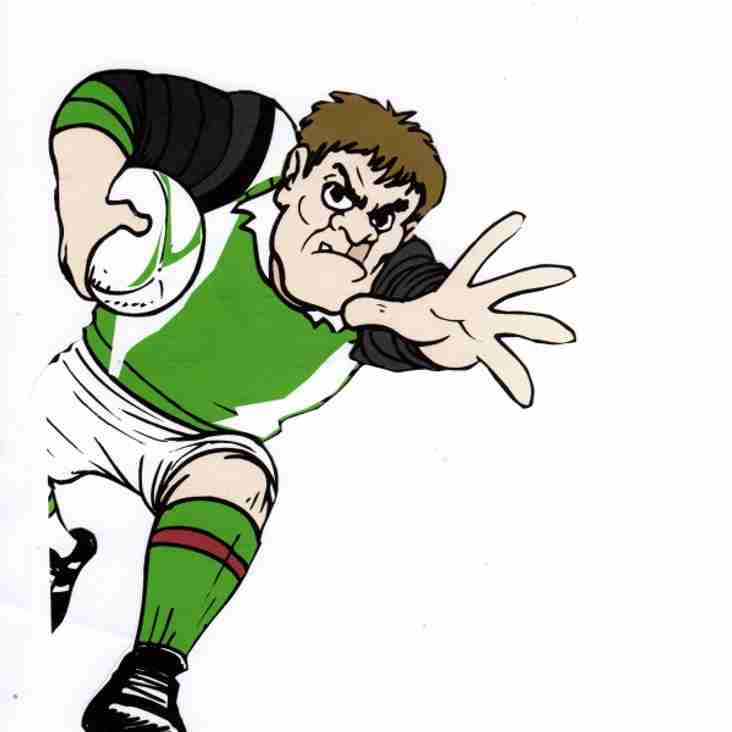 SENIOR SIDES - TOUCH RUGBY EVERY THURSDAY NIGHT FROM 7.00pm - NEW PLAYERS WELCOME