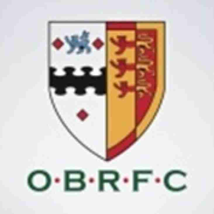 SAT 5th JAN - 1sts HOME to OLD BRISTOLIANS, 2nds AWAY to DRYBROOK 3rds