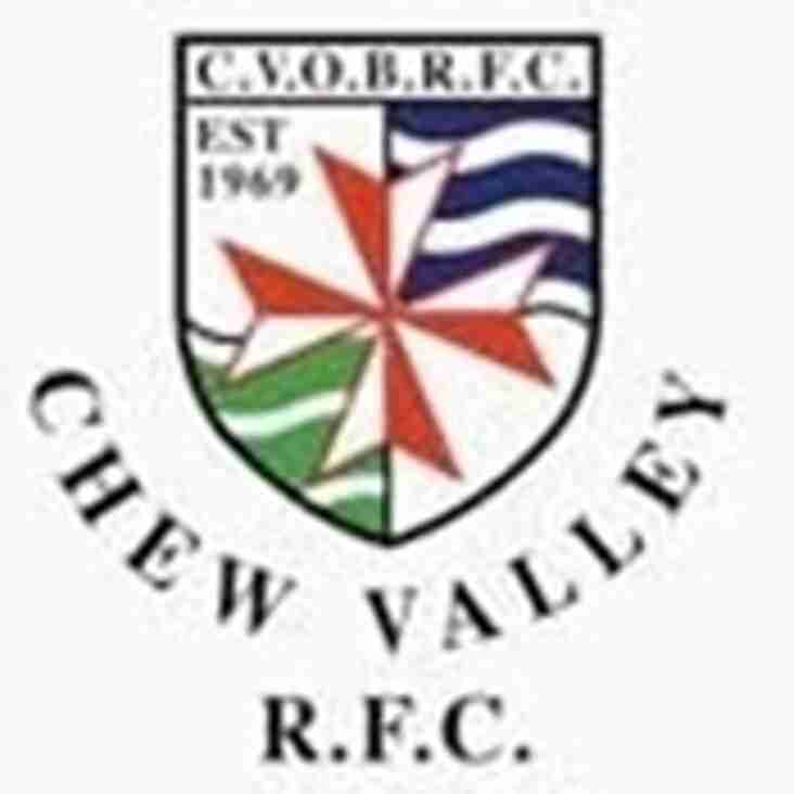 SAT 13th FEB - 1sts AWAY to CHEW VALLEY, 3rds AWAY to ROSS ON WYE