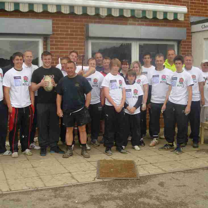 SAT 30th JUNE  - CLUB & GROUND TIDY-UP DAY