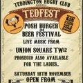 TedFest 2017 - Saturday 18th November