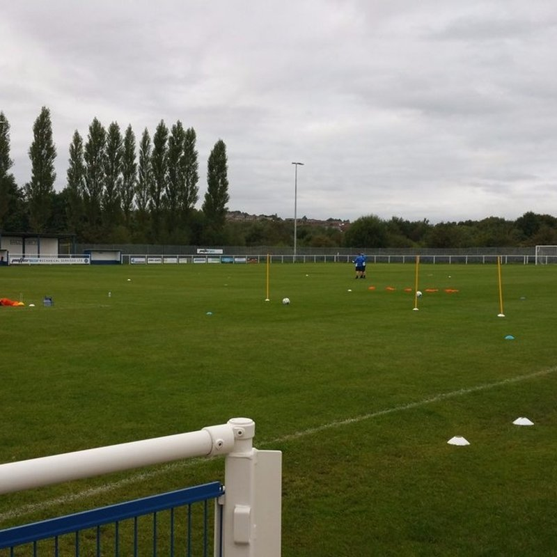 NEXT UP: Hanley Town v Squires Gate