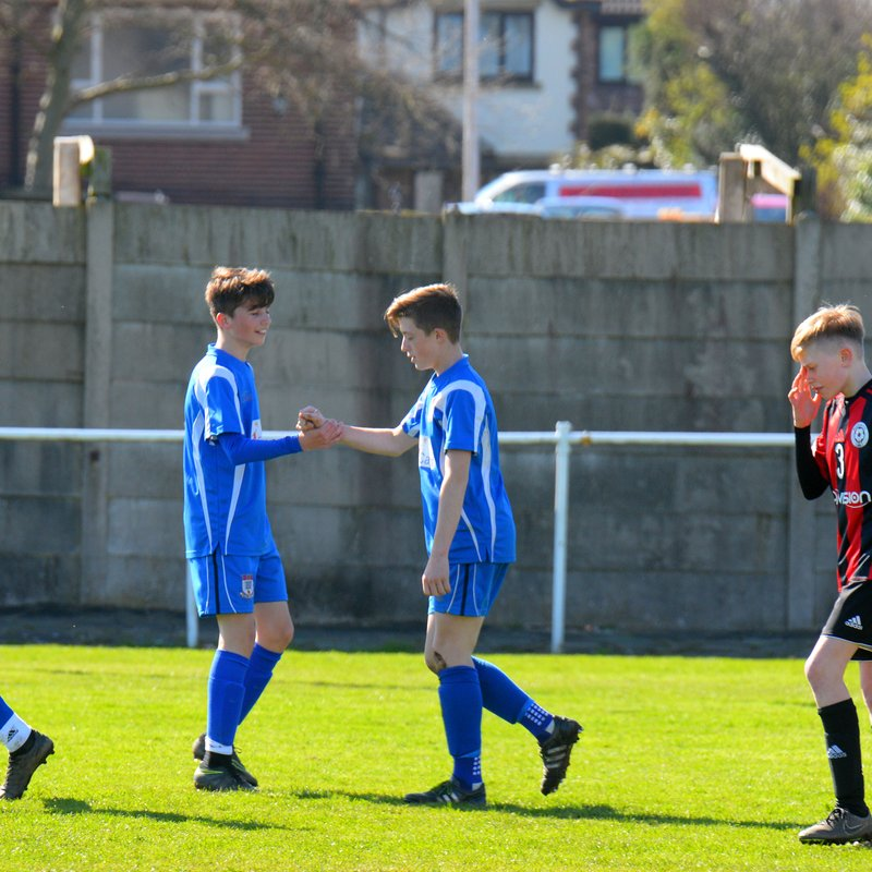 NEWS: Cup Final on the horizon for Gate Under 13's