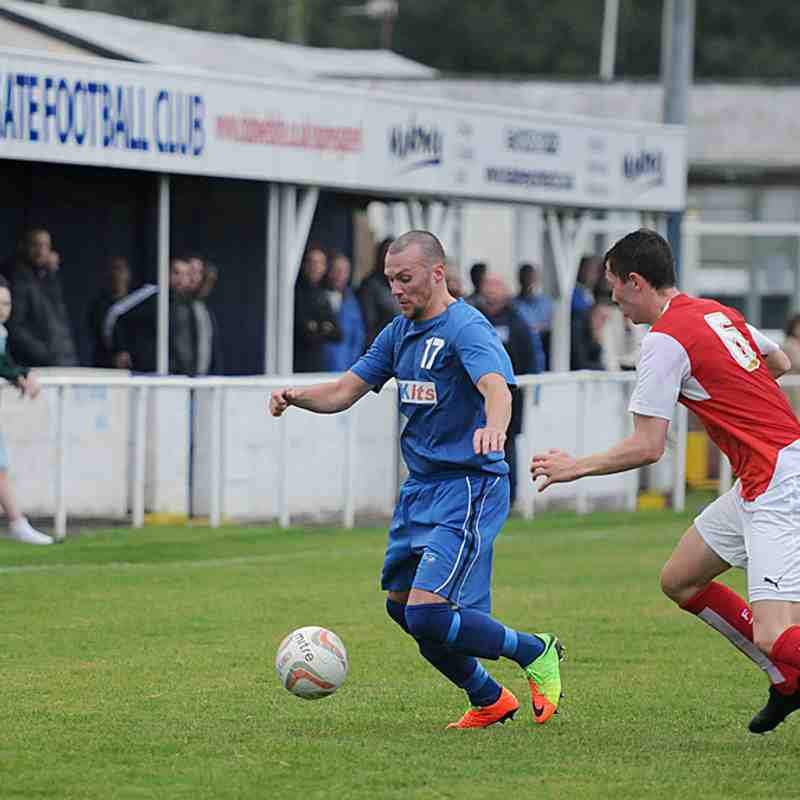 Squires Gate 0-9 Fleetwood Town Development Squad - Wednesday 19th July 2017