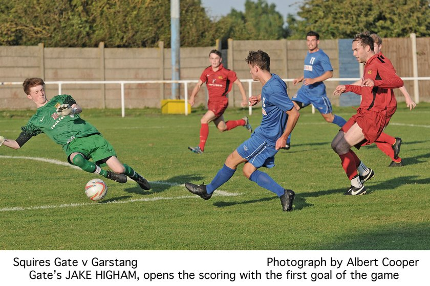 REPORT - Squires Gate 1-5 Garstang