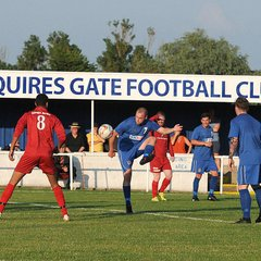 Squires Gate 1- 5 Garstang - Tuesday 25th July 2017