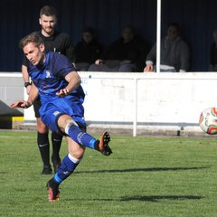 FA Vase - Squires Gate 2-6 Congleton Town - Saturday 9th September