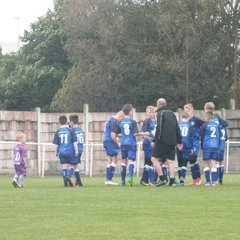 Lancashire Cup - Squires Gate Under 13's 4-4 Clifton Rangers - Sunday 10th September