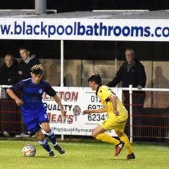 Squires Gate 1-2 Widnes FC - Friday 15th September 2017