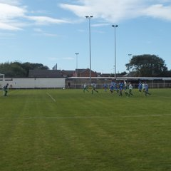 Squires Gate Under 14's 6-2 Foxhall Under 14's - Sunday 17th September 2017