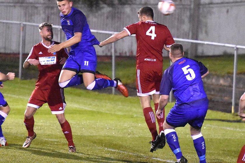 REPORT: AFC Darwen 0-1 Squires Gate