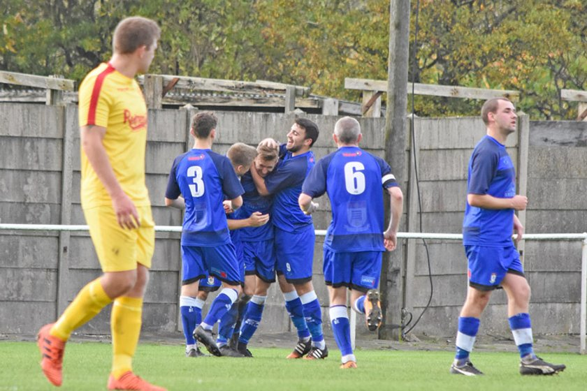 REPORT: Squires Gate 5-4 AFC Liverpool