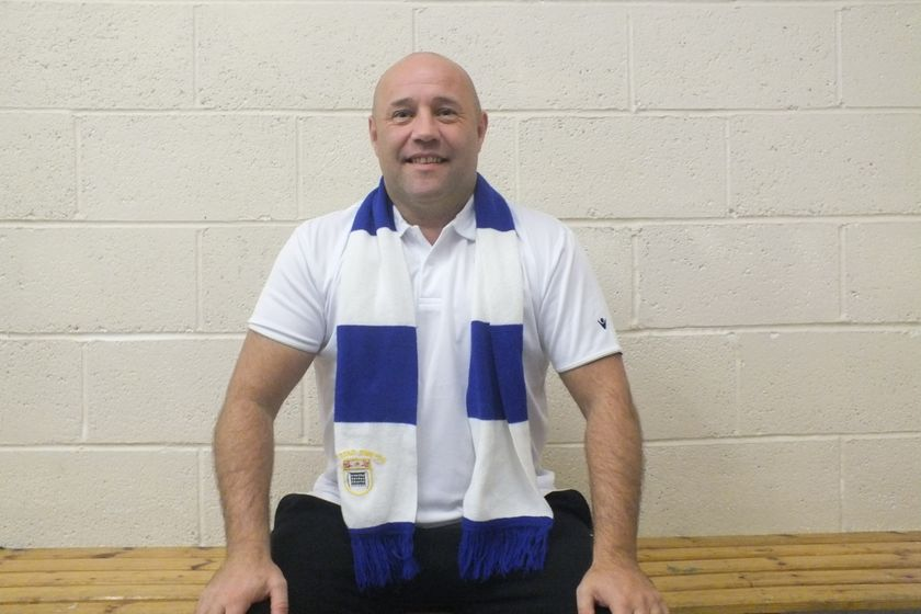 AUDIO: Manager Andy Clarkson looks ahead to Saturday's game against Barnton