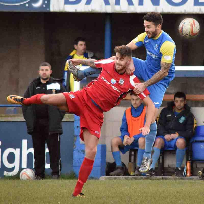 Barnoldswick Town 5-0 Squires Gate - Saturday 18th November