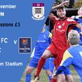 PREVIEW: Burscough FC (H) Macron Cup