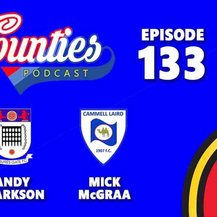 NEWS: Listen to Manager Andy Clarkson on Counties Podcast
