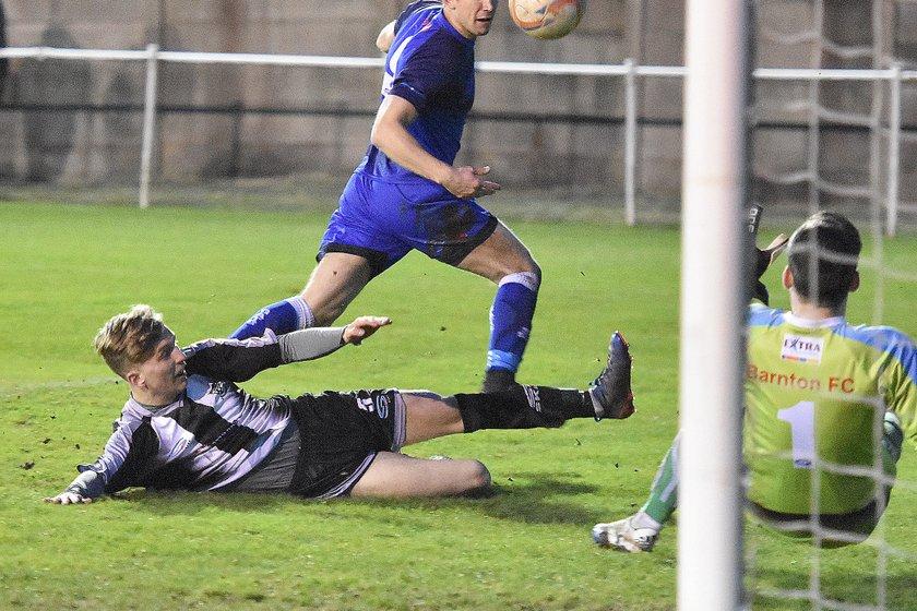 REPORT: Squires Gate 6-4 Barnton