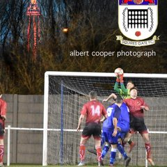 Squires Gate 3-2 Abbey Hey - Saturday 13th January 2018