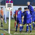 REPORT: Squires Gate 3-2 Abbey Hey