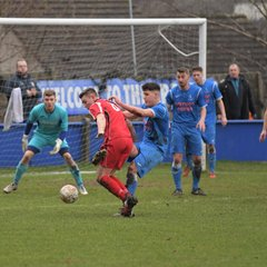Padiham 4-2 Squires Gate - Saturday 27th January 2018 Courtesy of Mike Roe
