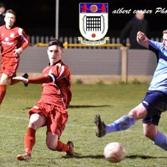 Runcorn Town 1-2 Squires Gate - Wednesday 14th March 2018