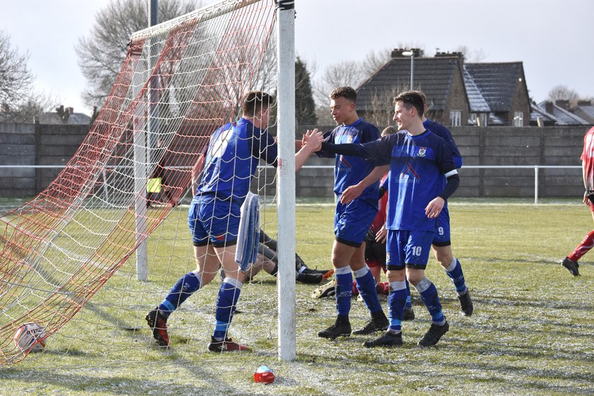 REPORT: Abbey Hey 1-3 Squires Gate